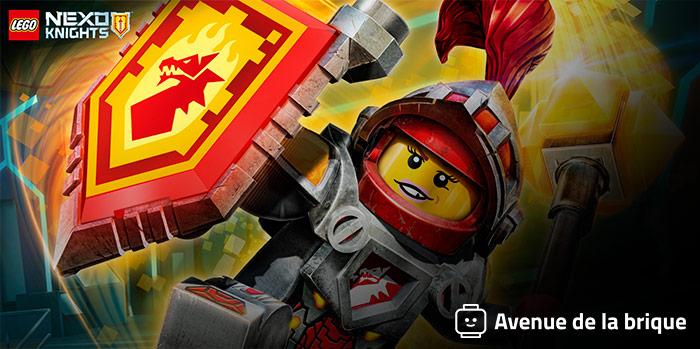 Avenue De La Brique : les nouveaux lego nexo knights sont sur avenue de la brique ~ Melissatoandfro.com Idées de Décoration