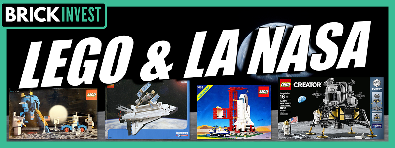 Les sets LEGO à l'épreuve de la NASA, par BrickInvest