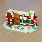 Assemblage du LEGO Creator 40337