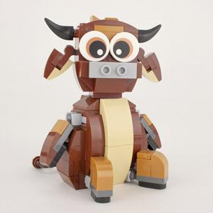 L'année du Buffle LEGO 40417