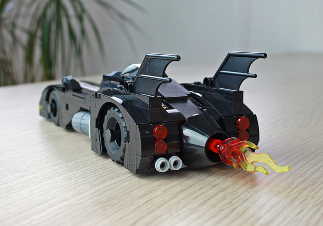 La Mini Batmobile LEGO 40433
