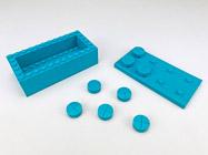 Cadeau #1 : La brique LEGO VIP turquoise offerte dès 200€ d'achat