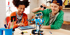 LEGO Boost, assembler et programmer