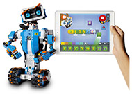 LEGO Boost, programmation avec l'application smartphone et tablette