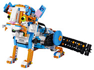 LEGO Boost, Frankie le chat