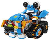 LEGO Boost, le Multi-Rool Rover 4 (MTR4)