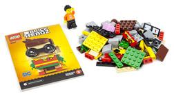 LEGO BrickHeadz 41587 Robin