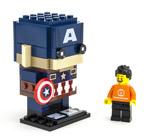 LEGO BrickHeadz 41589 Captain America