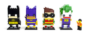 LEGO BrickHeadz The LEGO Batman Movie