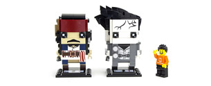 LEGO BrickHeadz Pirates des Caraïbes
