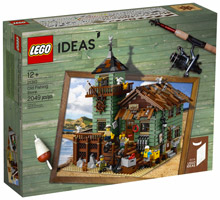 LEGO Ideas 21310 Old Fishing Store