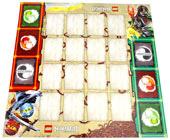 Les arènes du jeu LEGO Ninjago Trading Card Game Jeu de cartes à collectionner Série 2