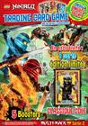 "Multi-pack ""Cole"" LEGO Ninjago Trading Card Game Jeu de cartes à collectionner Série 2"