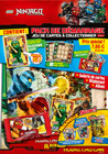 Pack de démarrage LEGO Ninjago Trading Card Game Jeu de cartes à collectionner Série 2
