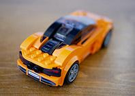 LEGO Speed Champions 75880 McLaren 720s