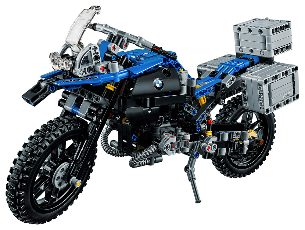 nouveau lego technic 42063 bmw r 1200 gs adventure. Black Bedroom Furniture Sets. Home Design Ideas