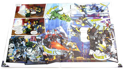 Magazine The LEGO Ninjago Movie BD