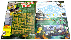 Magazine The LEGO Ninjago Movie Jeux