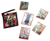 Magazine The LEGO Ninjago Movie Pochette de stickers