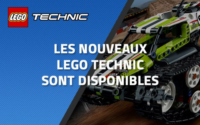 les nouveaux lego technic de 2017 sont disponibles. Black Bedroom Furniture Sets. Home Design Ideas