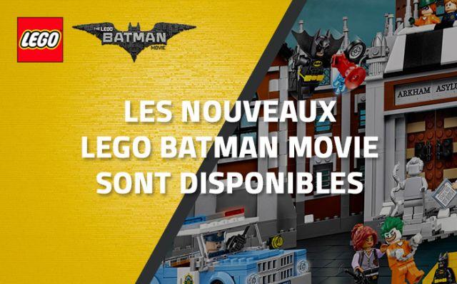 les nouveaux lego batman movie de 2017 sont disponibles. Black Bedroom Furniture Sets. Home Design Ideas