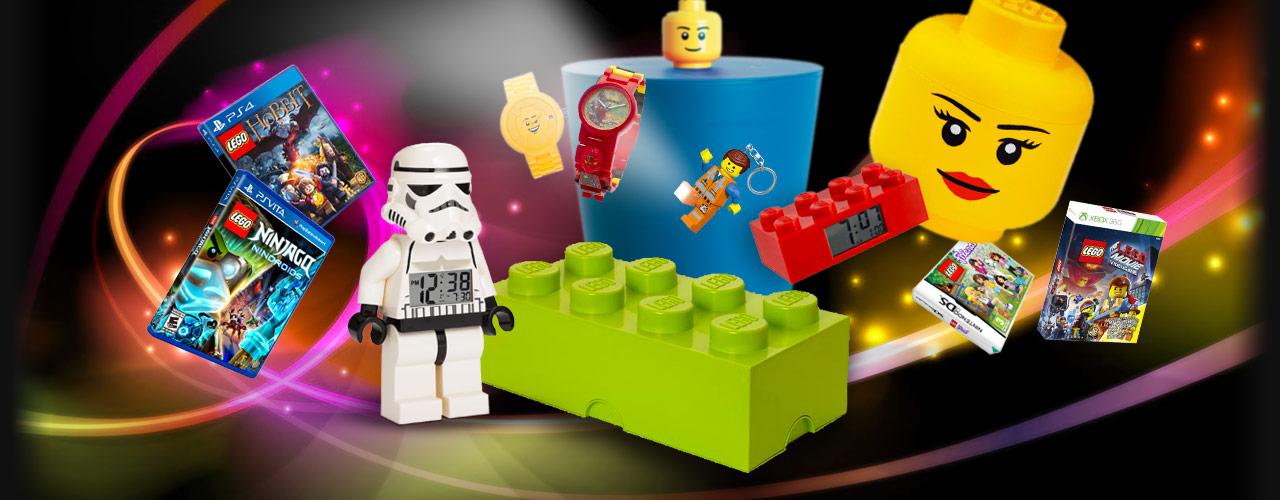 Lego rangement 40310109 pas cher t te de rangement squelette taille s - Tete de rangement lego ...