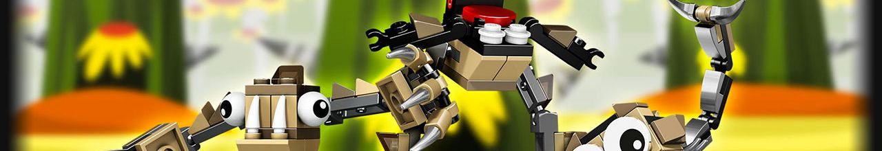 Achat LEGO Mixels 41541 Snoof pas cher