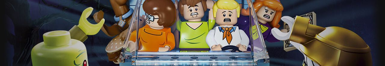 Achat LEGO Scooby-doo 30601 Scooby-Doo (Polybag) pas cher