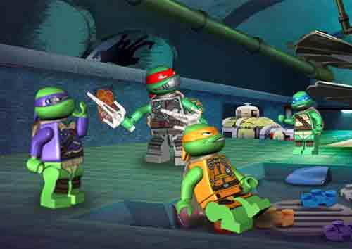 LEGO Tortues Ninja Pas Cher, Comparez Les Prix