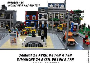 Exposition LEGO SAINT-LAGER (69) - Exposition 100% LEGO Saint-Lager 2016