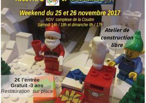 St Julien Les Villas Lego