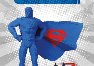 Exposition LEGO PARIS (75019) - THE ART OF THE BRICK : DC SUPER HEROES