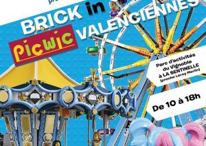 Exposition LEGO VALENCIENNES (59300) - BRICK in PicWic