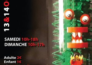 Exposition LEGO ARMENTIERES (59280) - EXPO ACT 4