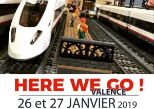 Exposition LEGO VALENCE (26000) -  EXPO LEGO BRIQUES UNIES