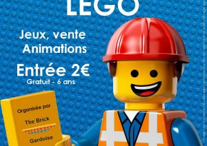 Exposition LEGO MILHAUD (30540) - EXPO LEGO MILHAUD 2019