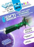 Exposition LEGO Cysoing (59830) - Expo LEGO Ch'ti Brick Cysoing 2019