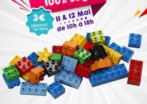 Expositions FranceAvenue Et De Historique Évènements En Des Lego Nnmw80