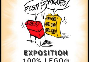 Exposition LEGO Clenay (21490) - Expo LEGO Festibriques 2019