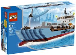 LEGO Creator 10155 Maersk Line Container Ship