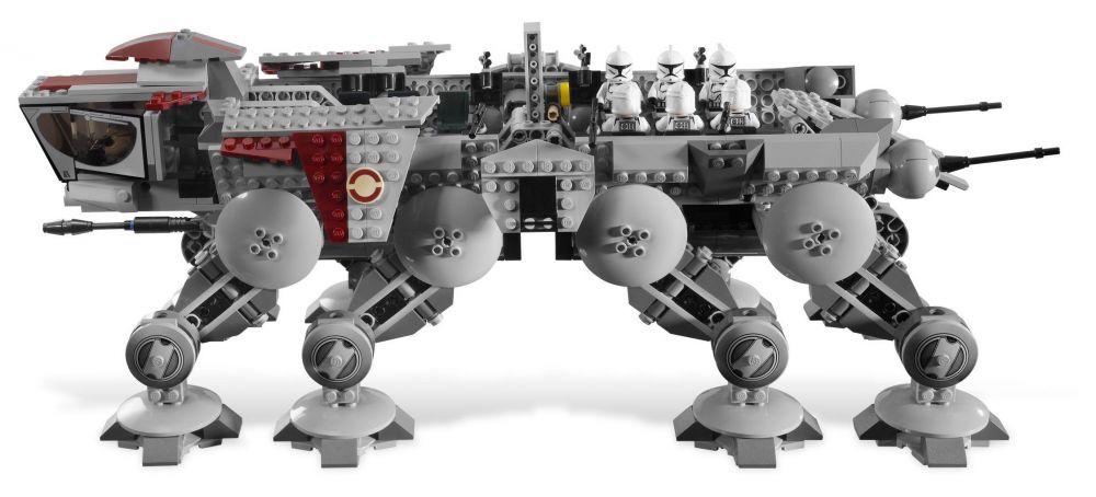 lego star wars 10195 le republic dropship avec lat ot walker - Lego Star Wars Vaisseau Clone