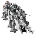LEGO Star Wars 10195 Le Republic Dropship avec l'AT-OT Walker