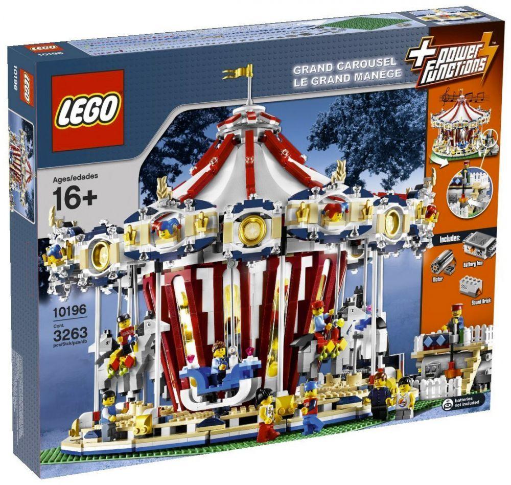 Lego creator 10196 pas cher le grand man ge - Lego ninjago le grand devoreur ...