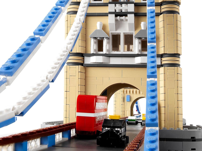 lego creator 10214 pas cher le tower bridge. Black Bedroom Furniture Sets. Home Design Ideas