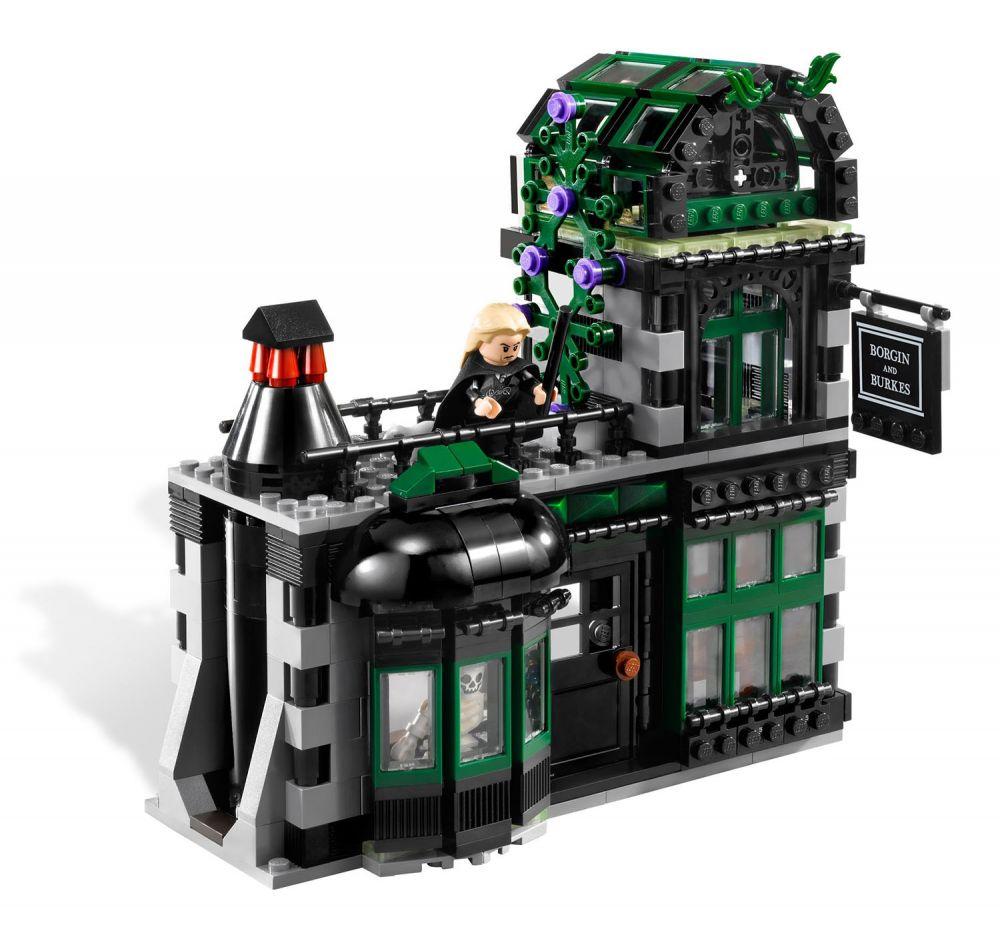 LEGO Harry Potter 10217 Pas Cher, Chemin De Traverse