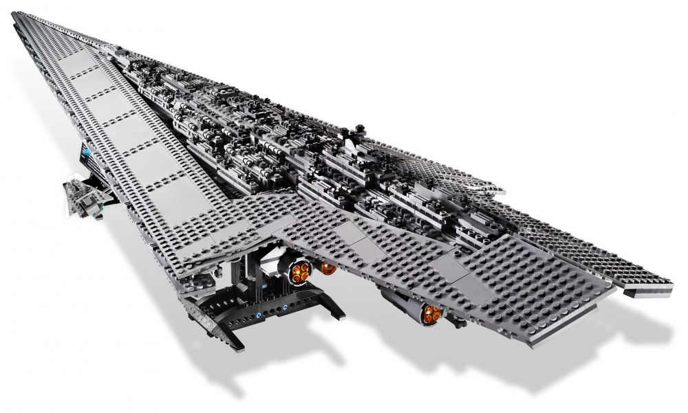 ... LEGO Star Wars 10221 Super Star Destroyer ...