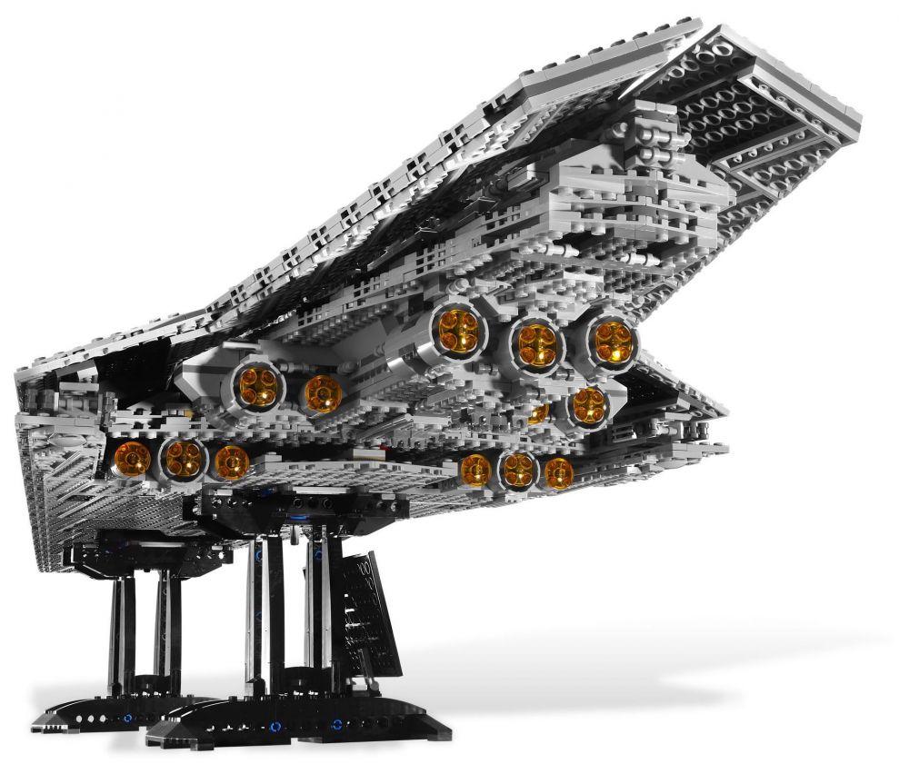 lego star wars 10221 pas cher super star destroyer. Black Bedroom Furniture Sets. Home Design Ideas
