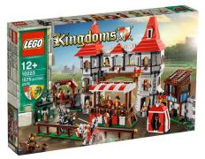 LEGO Kingdoms 10223 La joute royale