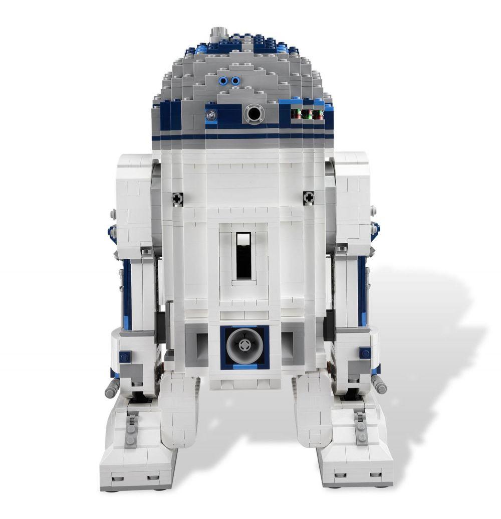 lego star wars 10225 pas cher r2 d2. Black Bedroom Furniture Sets. Home Design Ideas