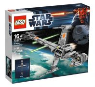 LEGO Star Wars 10227 - B-Wing Starfighter pas cher